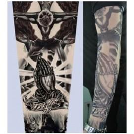 Amour Store  Tattoo Haç Motifli Giyilebilir Dövme