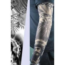 AMOUR STORE Tattoo Giyilebilir Dövme Kuru kafa Motif