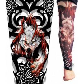 AMOUR STORE Tattoo Kurt Fügürlü Giyilebilir Dövme