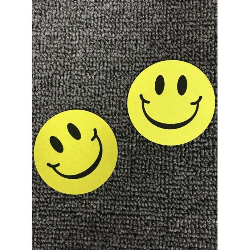 AMOUR STORE Gülücük Desenli Göğüs Ucu Kapatıcı